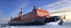 New nuclear icebreakers will receive the first batch of innovative nuclear fuel