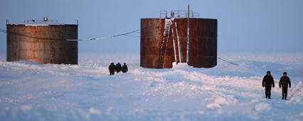 The military began to eliminate the consequences of environmental damage in the Arctic