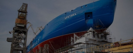 "Baltiysky Zavod will receive a contract for two more icebreakers ""Arctic"""